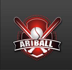 AriBall Logo